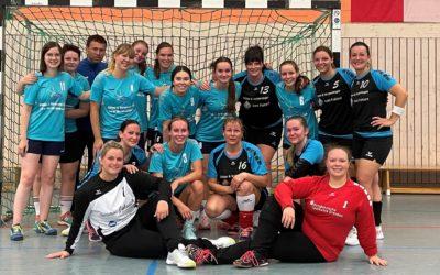 gemeinsames Training der Frauen mit dem Königswartaer SV