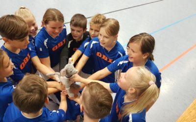 Trainingsspiel der E-Jugend
